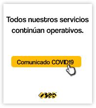 Comunicado COVID-19.
