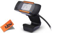 Webcam USB2.0 CMOS c/micro