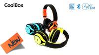 Auriculares e Auscultadores - Coolbox