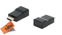 Adaptador HDMI a VGA porta única