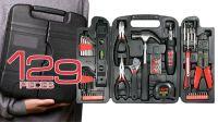 Kit de ferramentas Home Repair 129 peças