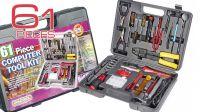 Kit de ferramentas de computador 61 peças