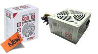 Fonte de alimentação 500W ventilador 120mm