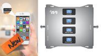 Repetidor/Amplificador  GSM  850/900/1800/2100Mhz