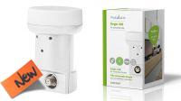Satélite LNB Single 0.3 dB