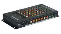 Multiplicador HDTV 9 portas componentes + áudio