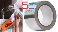 Fita adesiva aluminio 50mm 10m